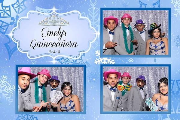 Emely's Quinceañera