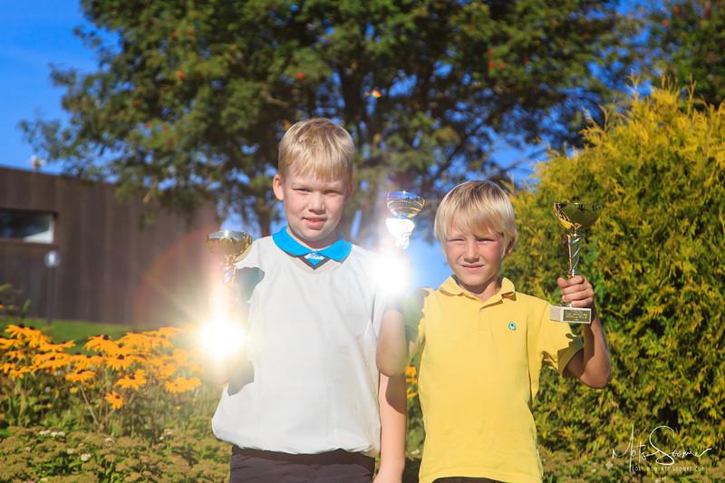 Wilson lasteturniiri finaal Niitvälja Golf 2013
