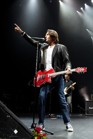 Rick Springfield At Agua Caliente the Show 7/28/12