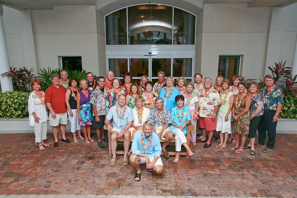 Group Photo @ Lido Beach Resort