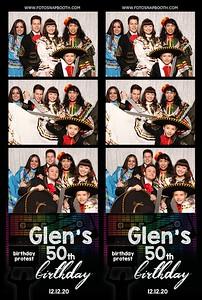 Glen's 50th Birthday 2020
