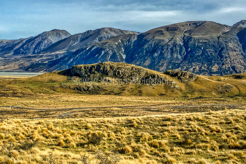 Mount Sunday (Edoras The Lord of the Rings.)