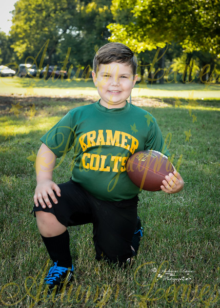 20161002 - #5 1B Kramer Colts