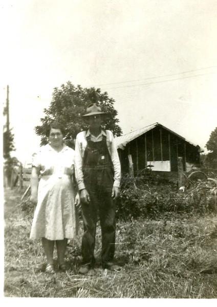 Jess & Ida Mae Morgan.