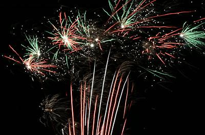 Jeff's Fireworks (July 1, 2014)