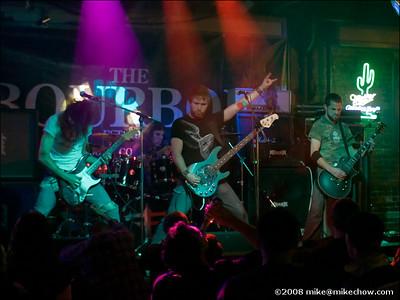 Flood of Fire/Stampede Queen, November 18, 2008