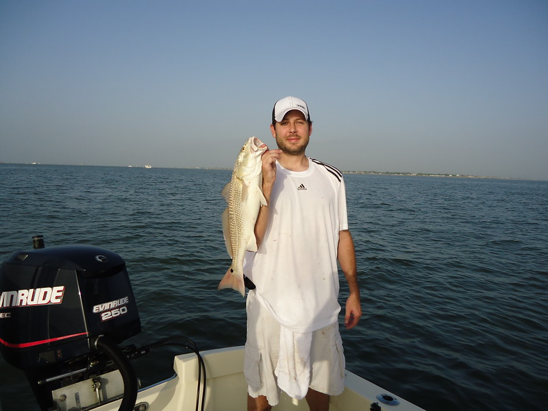 Jason Tomlin 7 lbs Speckled Trout