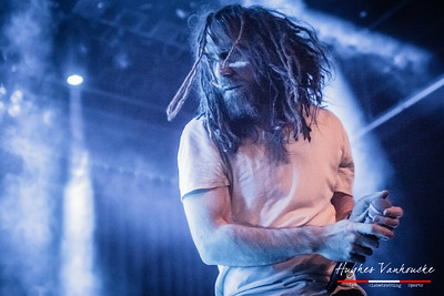 SikTh (ENG) @ Complexity Fest - Patronaat - Haarlem - The Netherlands/Países Bajos