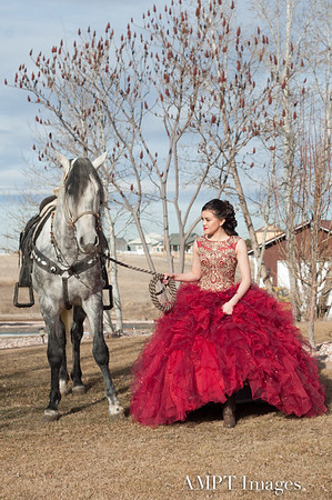 Quincenera - Personal Photo Session ~ Victoria