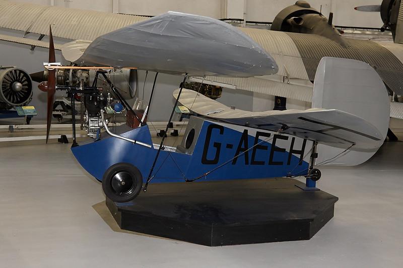 Flying Flea G-AEEH