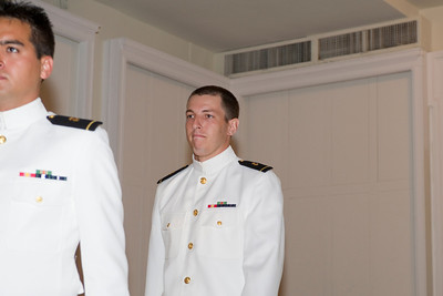 Dan Angle's USNA Graduation Aug. 17, 2012