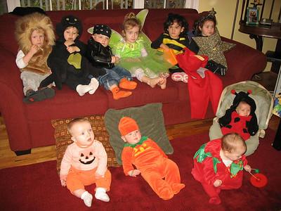 PEPS Halloween 08