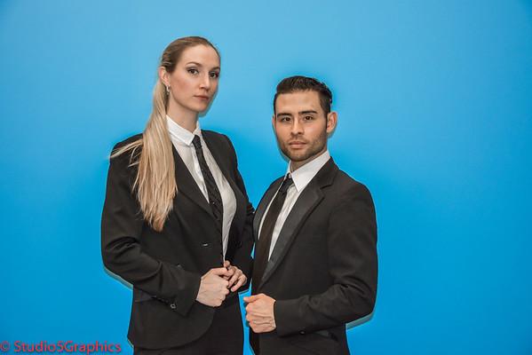 Shaun and Fraulein 2 Chance fashion collaborative photo shoot