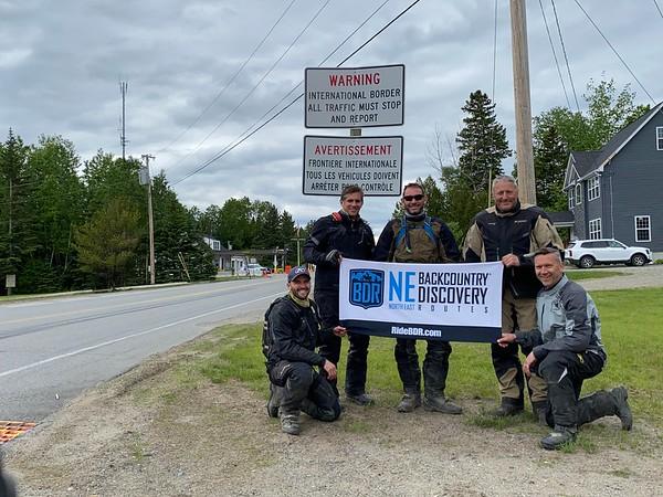 NEBDR Sec 8 Maine scouting June 2020