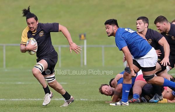 8 Sept Wellington Samoans (36) v Wellington Maori (22)