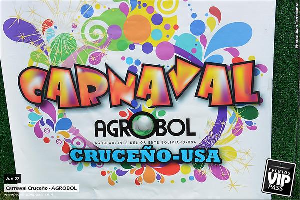 Carnaval Cruceño - USA | AGROBOL | Sat, Jun 07