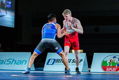 GR 67 kg Daniel Coles
