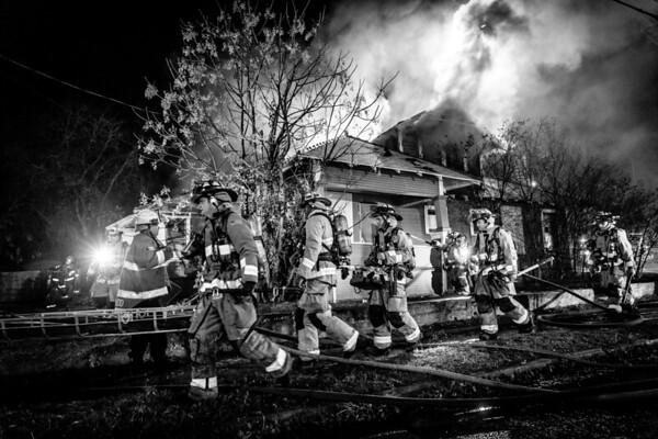 2-11 Vacant Dwelling Fire - 4500 N. Flores St, San Antonio, TX - 1/2/21
