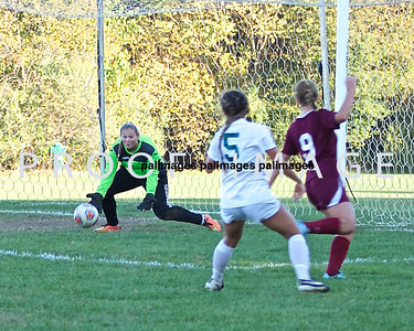 CNHSGirls Soccer v TRS