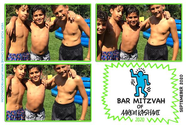 Aaron's Bar Mitzvah