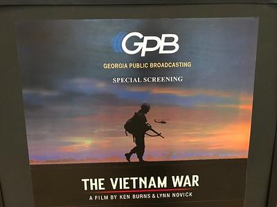 The Vietnam War Screening at the Woodruff