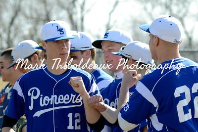 Lampeter-Strasburg Varsity Baseball v. SOL 3.21.14