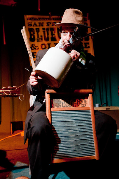 Devine's Jug Band Starry Plough February 18th
