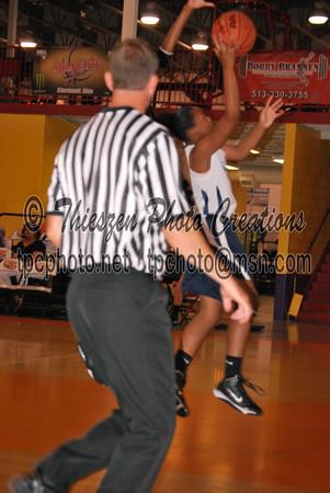 Mississippi Ballers VS Team Memphis