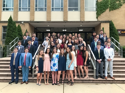 Freshman/Sophomore CROSS Junior-Senior Prom – May 23, 2019