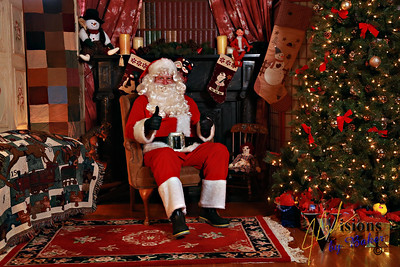 2015 MoD Santa Charity