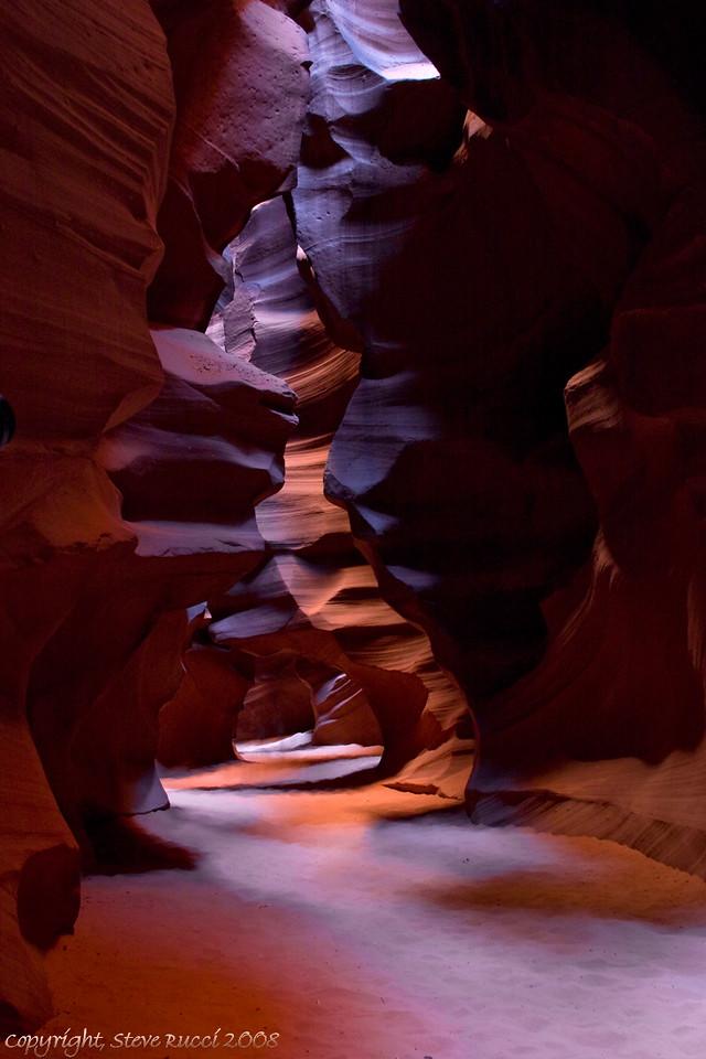 Antelope Canyon - Navajo Nation