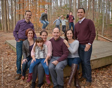 Burke Lake Park Family Shoot