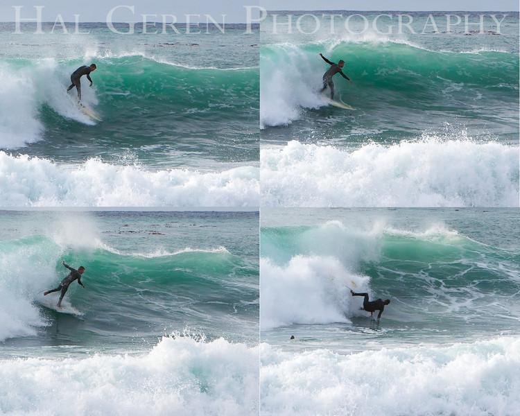 Surfer Series Big Sur, California February, 2009 0902BS-SS1
