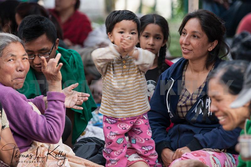 Massive Earthquake Rattled Nepal