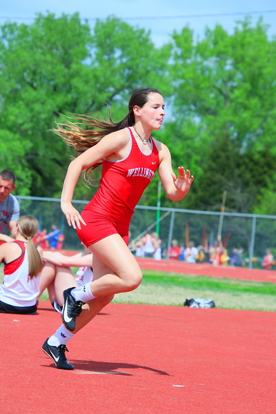 WHS Track Meet  042619
