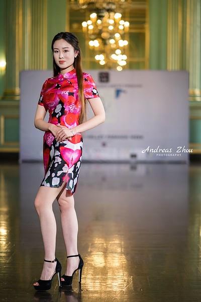 2 LA Flowers Dress