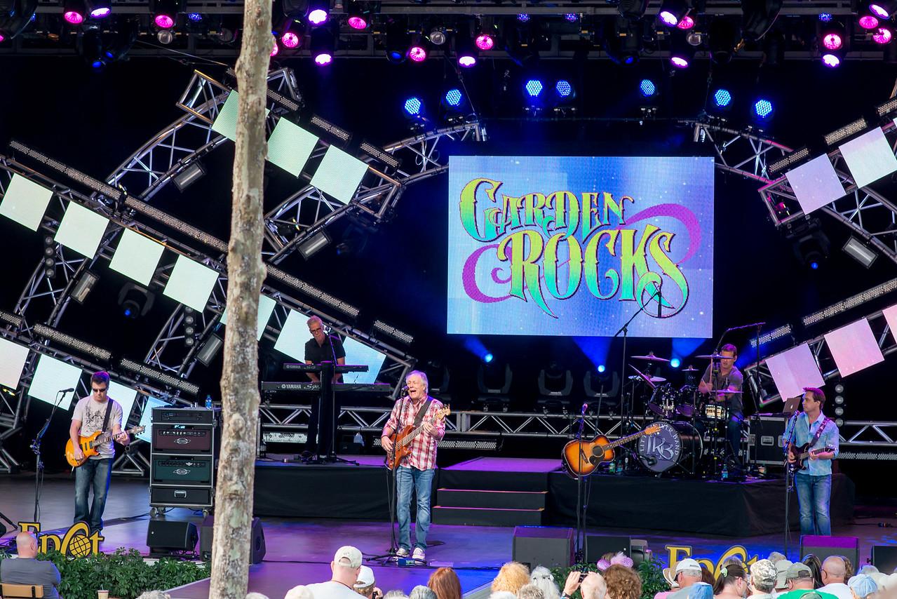 Garden Rocks Concert Series - Epcot Flower & Garden Festival 2016