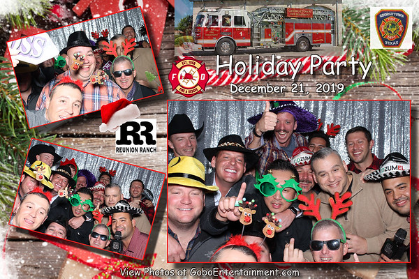 20191221GeorgeTownFireHolidayPartyRRanch