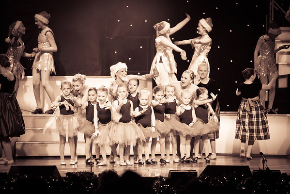 Sonshine Dance Christmas programs Branson