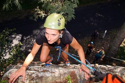 TopKnot Climbing Part 1
