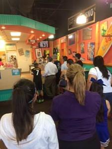 Lujan Chavez Bahama Bucks ASAT Watch Party