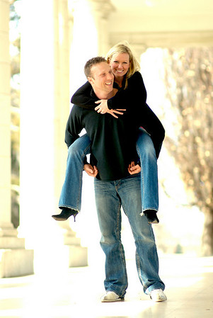Meredith and Steve