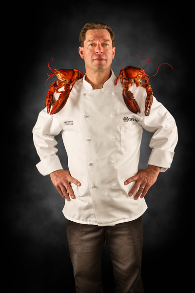 Grand Sierra Resort Chef Portrait