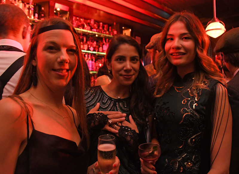 """Employees Only 15th Anniversary """"Repeal Day"""" Party in New York City"""
