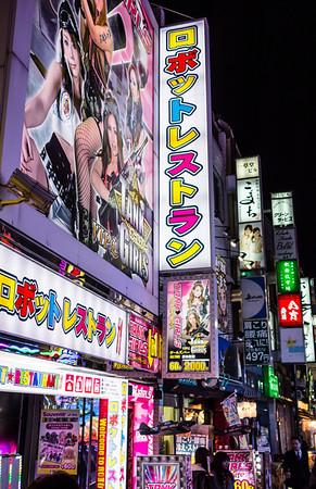 Robot Restaurant - Shinjuku