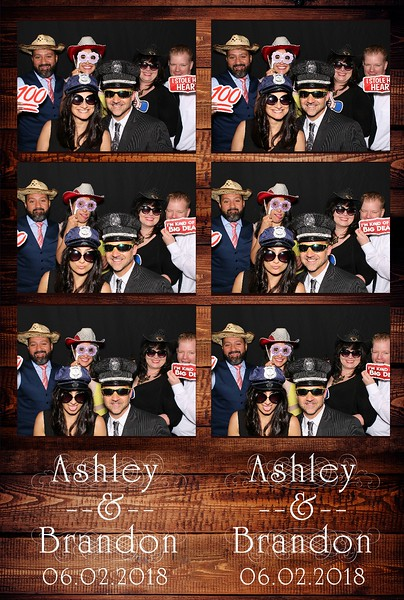 Ashley & Brandon's Wedding (06/02/18)