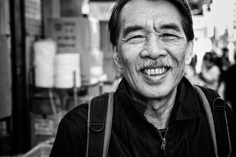 Street Portrait - Yaumatei, Hong Kong 2016