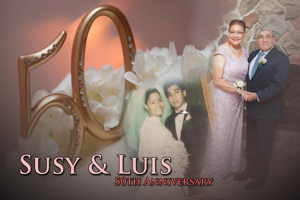 Luis & Susy's 50th Anniversary