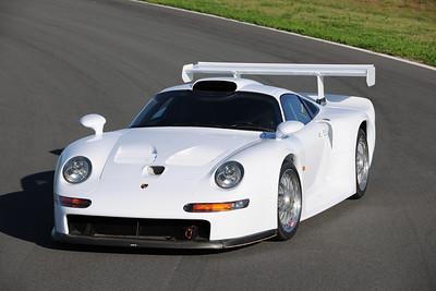 Porsche 911 GT1 (993)