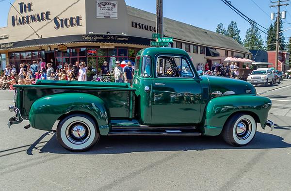 Set one, Tom Stewart Memorial Classic Car Parade 2019